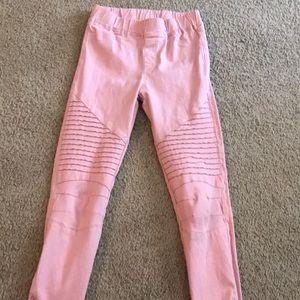 New pink pants